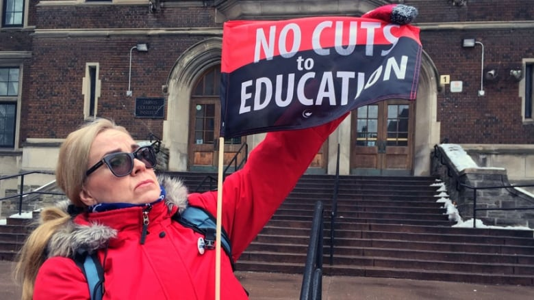 Ontario teachers' unions to announce co-ordinated action in fight against province