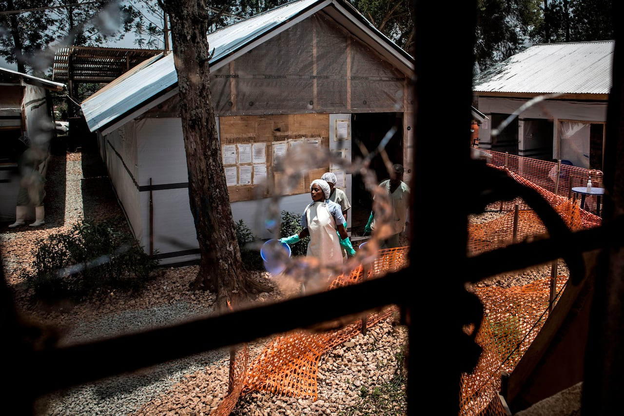 Violence against health workers complicating measles outbreak in Ebola-ravaged Congo - Firenews
