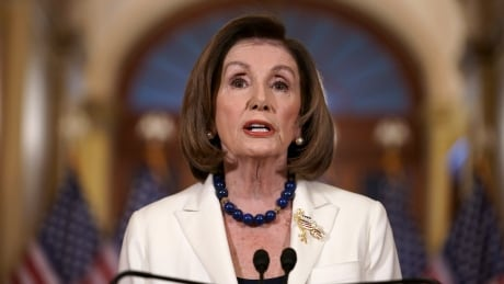 Pelosi to instruct U.S. House to draft articles of impeachment against Trump