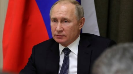 Russia is willing to extend New START nuclear treaty, Putin says