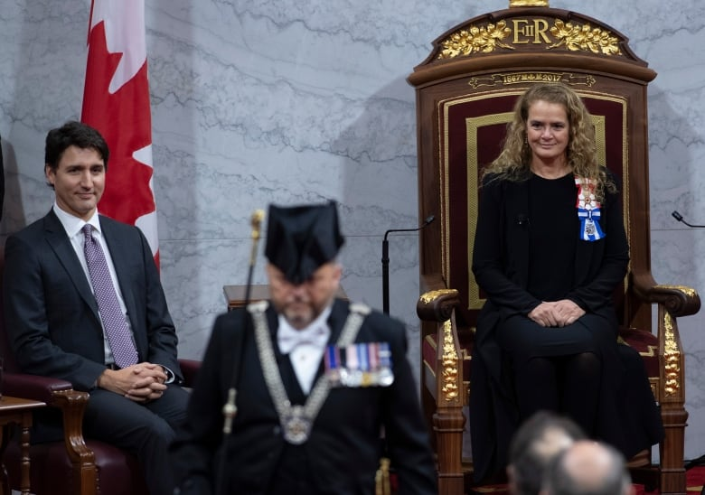 Throne speech promises tax cut, climate action and ban on military-style firearms