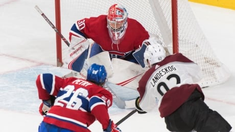 HKN Avalanche Canadiens 20191205