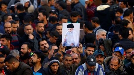 IRAQ-PROTESTS/BAGHDAD