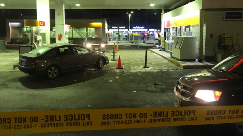 Triple shooting on Hwy 400 leaves man in life-threatening condition, 2 others hurt