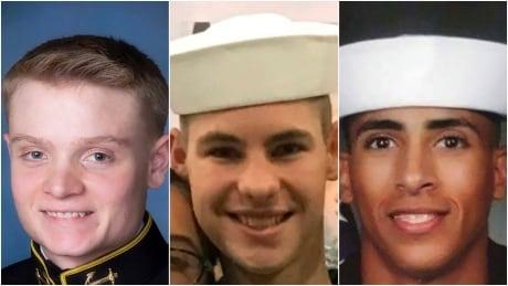 Pensacola naval base shooting victims