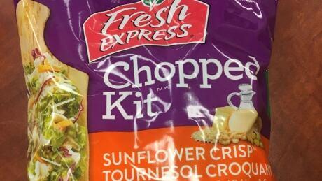 Fresh Express Recalled kit