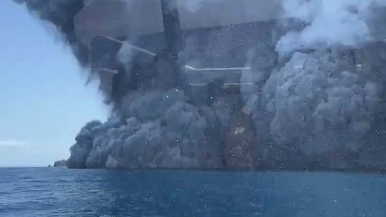 New Zealand volcano eruption: No signs of life, island too unstable to search