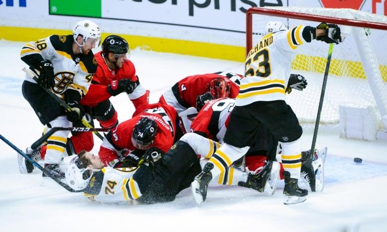 How to beat the Boston Bruins: The Ottawa Senators' 5-point plan
