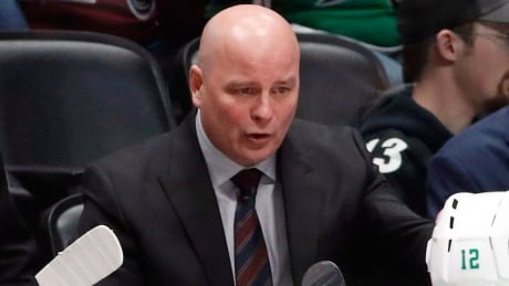 Dallas Stars fire head coach Jim Montgomery for 'unprofessional conduct'
