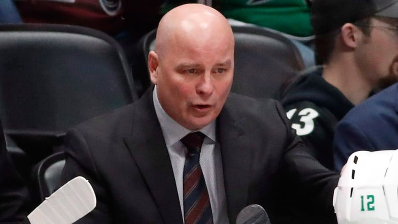 Dallas Stars fire head coach Jim Montgomery for 'unprofessional conduct'