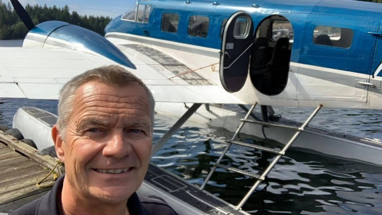 'An amazing pilot and flight instructor': Friends remember aviator who died in Gabriola Island crash