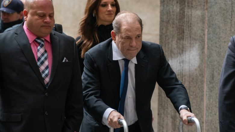 Harvey Weinstein reportedly reaches tentative $25M US settlement with accusers
