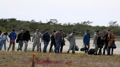 Chile Military Plane Missing