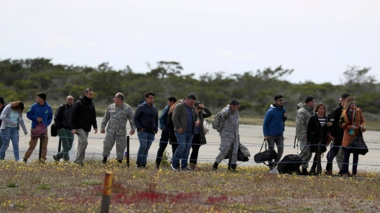 Chilean air force finds debris believed to be from missing plane