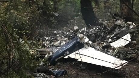 Gabriola Plane Crash 20191211