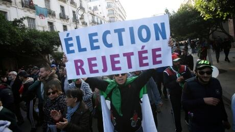 ALGERIA-ELECTION/PROTESTS