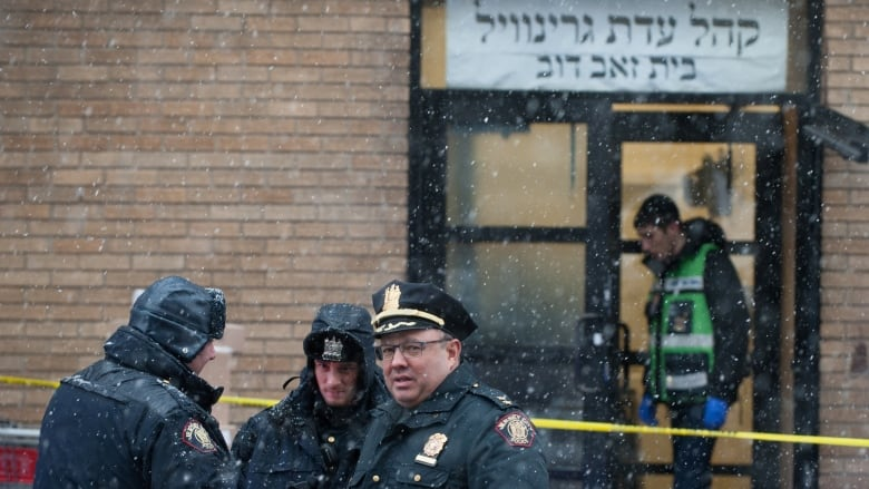 New Jersey shooting at kosher grocery to be investigated as domestic terrorism