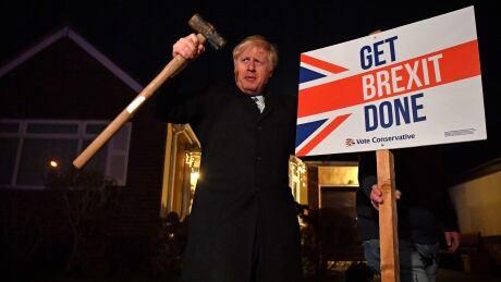 BRITAIN-ELECTION/JOHNSON