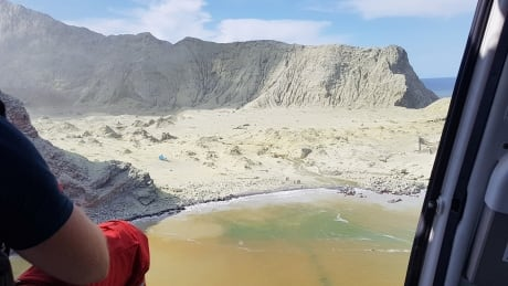 NEWZEALAND-VOLCANO/
