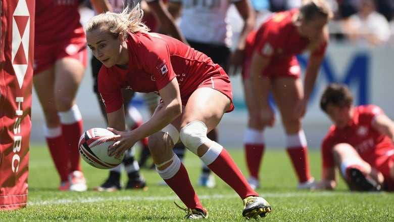 Canadian women advance to semifinals at Cape Town 7s