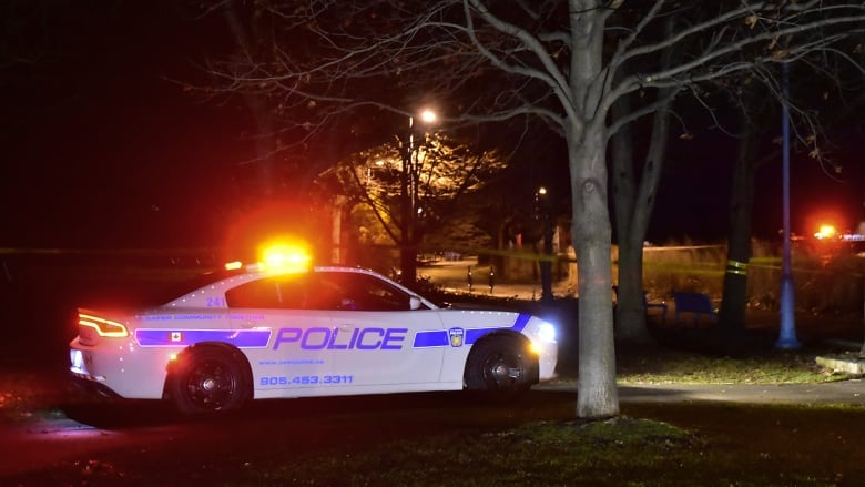 Woman dies in suspected drowning in Mississauga