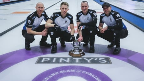 Grand Slam of Curling - Boost National 2019Draw 18