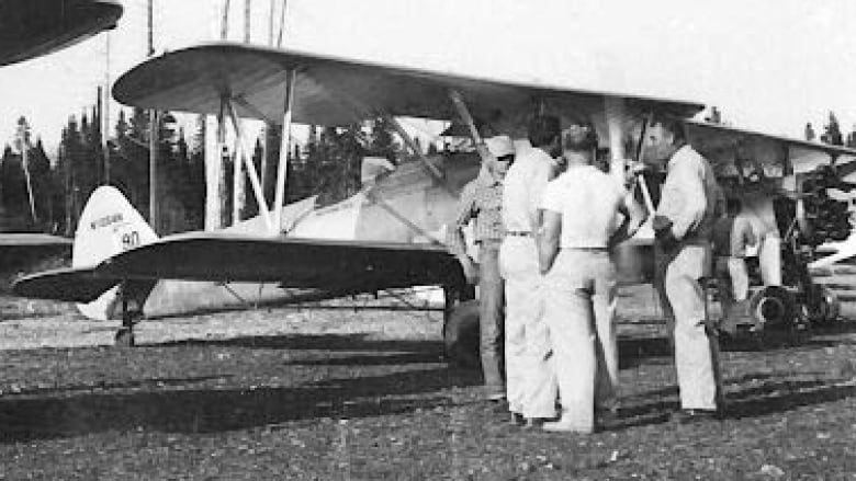 'Total closure': Pilot's son gets answers 62 years after father's fatal plane crash