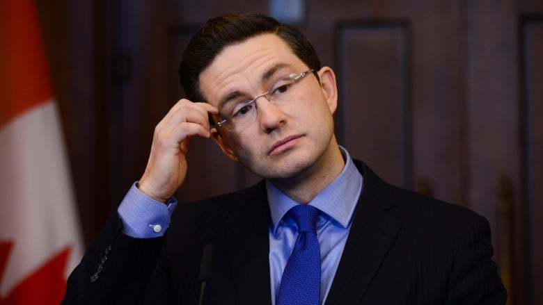 Poilievre won't enter Conservative leadership race