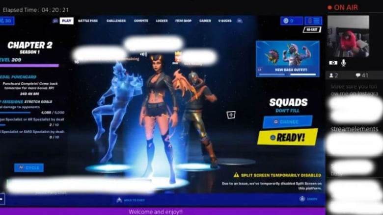 More Child Abuse Charges Could Be Laid In Twitch Videos Of Calgary Parents Police Say Cbc News Последние твиты от fortnite (@fortnitegame). more child abuse charges could be laid