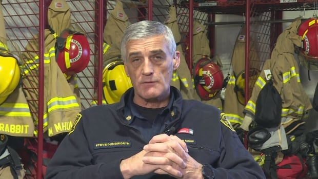 Calgary fire chief acknowledges culture of racism, 'fear of retaliation'   CBC News