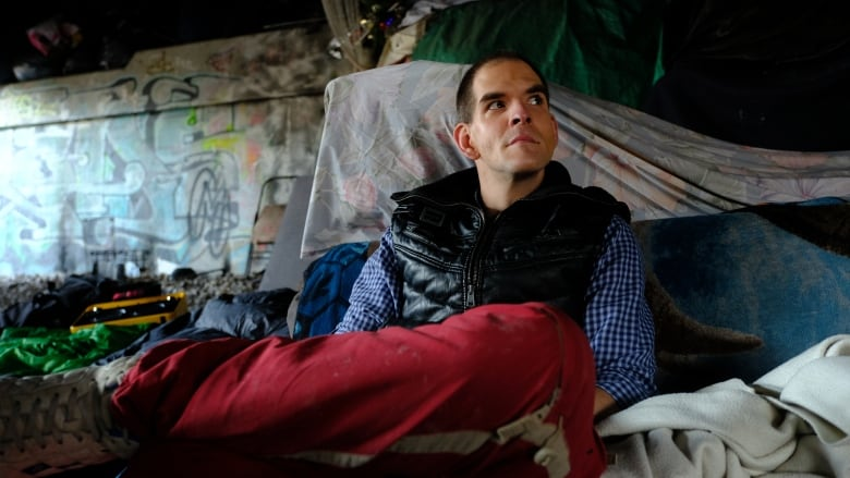'We're everywhere now': Meet the homeless in Canada's largest city