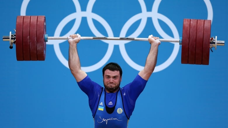 Olympic Weightlifting Champion Oleksiy Torokhtiy Stripped Of Gold For Doping Cbc Sports
