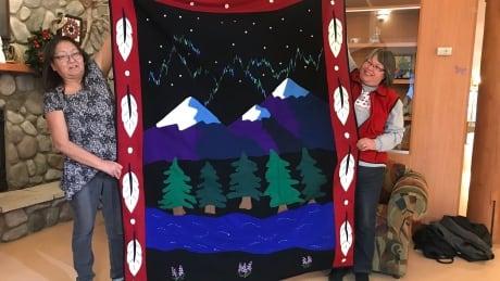 Honouring blanket
