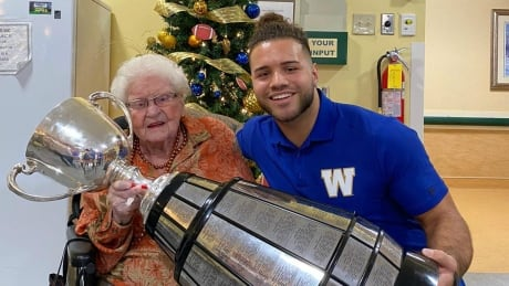 personal care home grey cup