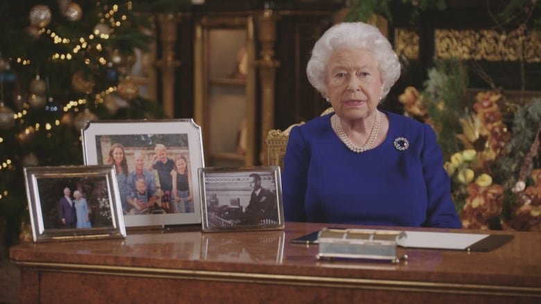 Queen Elizabeth's Christmas message encourages 'small steps' to bring peace, reconciliation