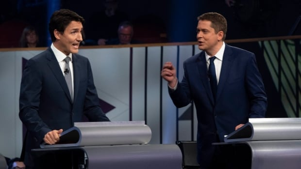 Report on federal election leaders' debates suggests permanent commission