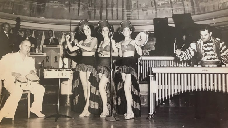 100-year-old former cabaret singer looks back on Hull's jazzy past