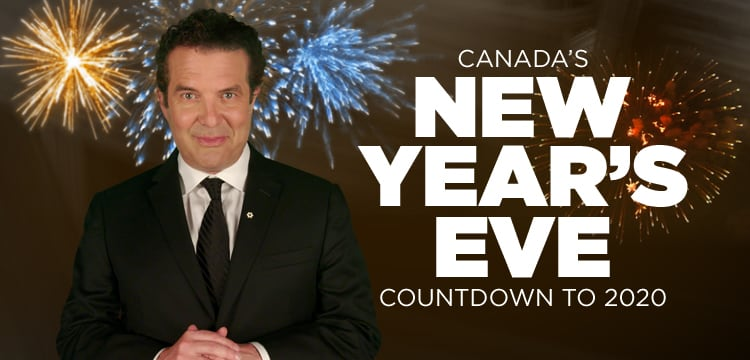 How To Watch Canada S New Year S Eve Countdown To 2020 Cbc Life