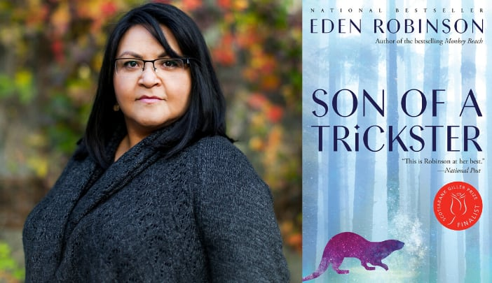 Why it took Eden Robinson eight years to write Canada Reads finalist Son of  a Trickster | CBC Books