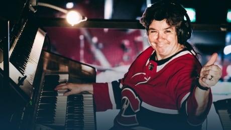 diane bibaud canadiens organist