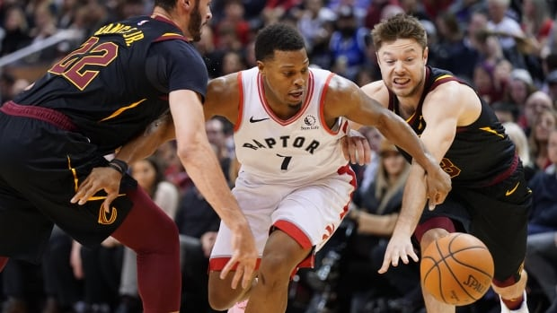Raptors cap championship year with easy victory over Cavaliers | CBC Sports