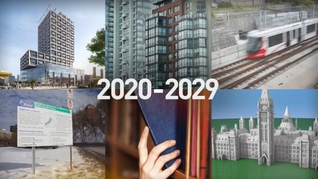 How Ottawa will change in the 2020s   CBC News