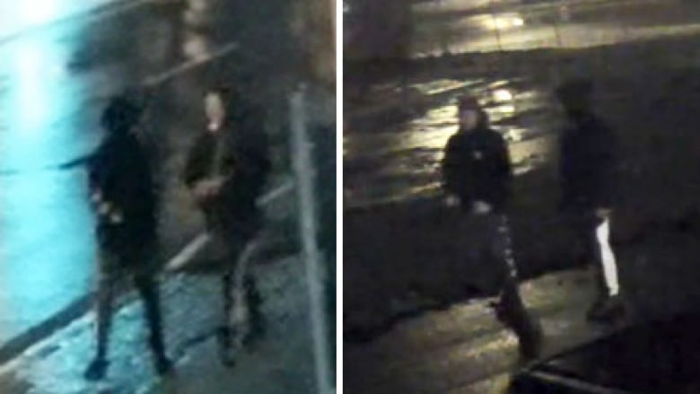 Police release video and photos of persons of interest in Duncan, B.C., homicides