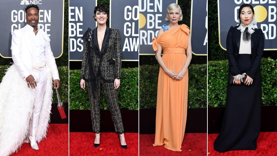 The 10 Best Looks From The 2020 Golden Globes