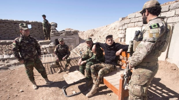 Canada's mission in Middle East at crossroads as ISIL declines, new threats emerge