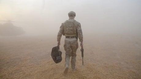 Erbil soldier