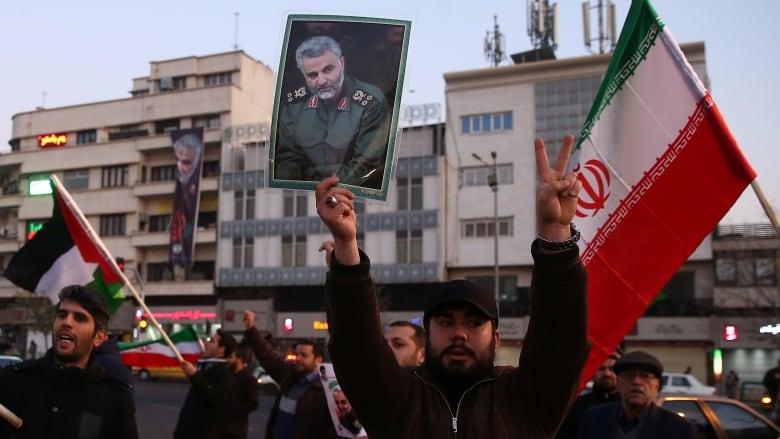 Iran's supreme leader says missile strike a 'slap on the face' for U.S.