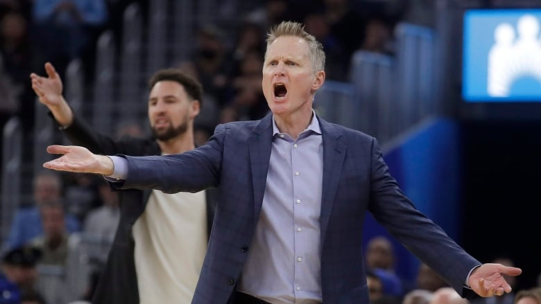 Warriors' Steve Kerr fined $25000 for 'verbally abusing a game official'