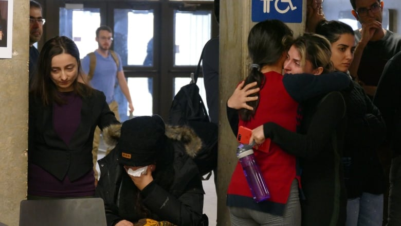 Beyond Words U Of Manitoba Community Mourns Friends Colleagues Lost In Tehran Plane Crash Cbc News