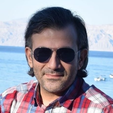 Siavash Maghsoudlou Estarabadi